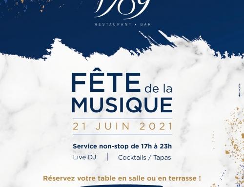 Lundi 21 juin : Fête de la musique
